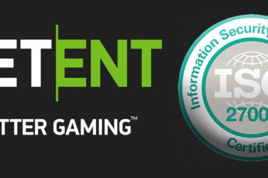 NetEnt ISO 27001