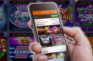 Мобільне казино